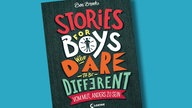 "Buchcover des Buches ""Boys who dare to be different"""