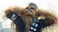 Star Wars Hauptfigur Chewbacca