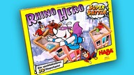 "Brettspiel ""Rhino Hero Super Battle"""