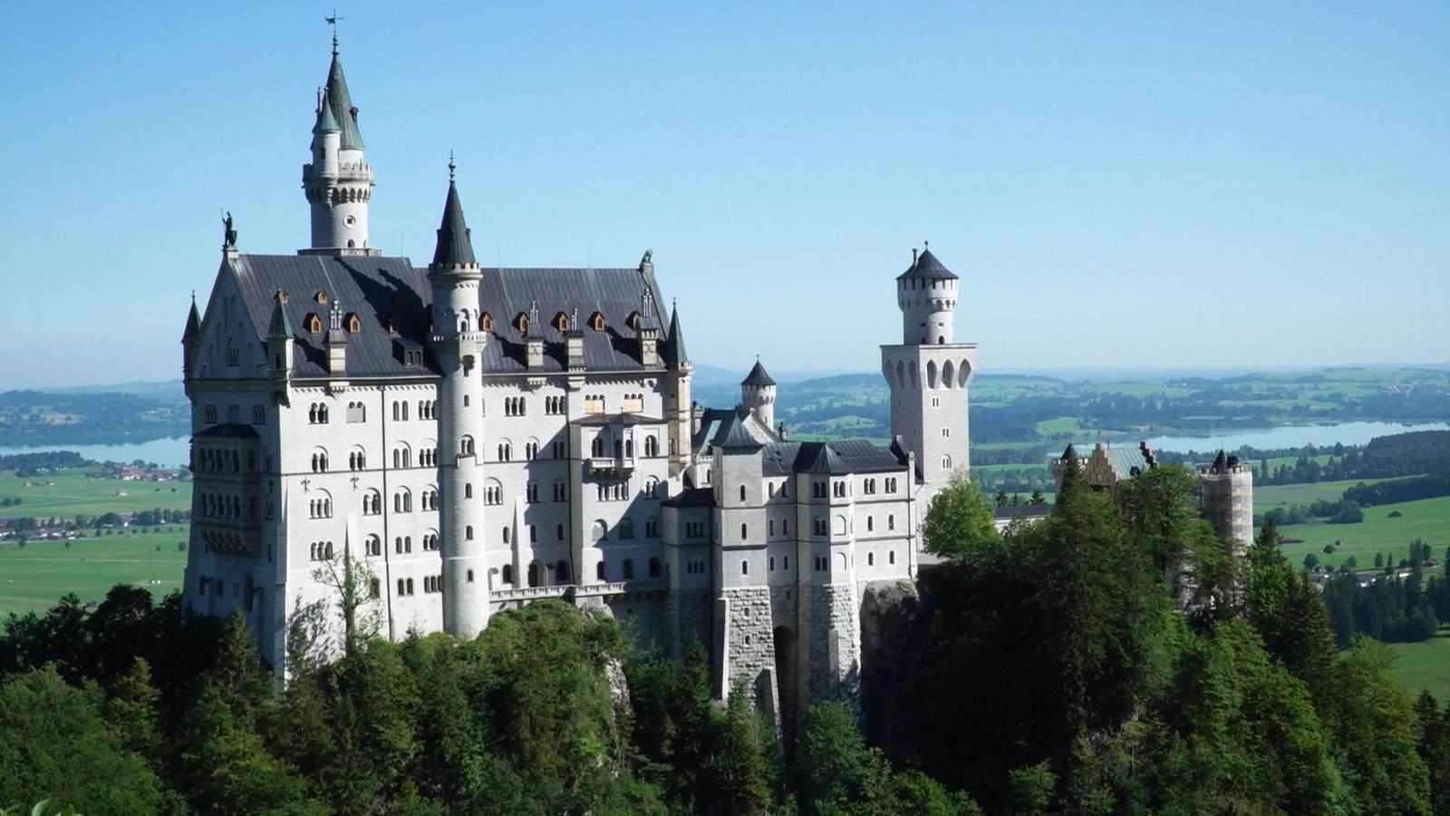 Sachgeschichte Schloss Neuschwanstein Die Sendung Mit Der Maus Tv Kinder