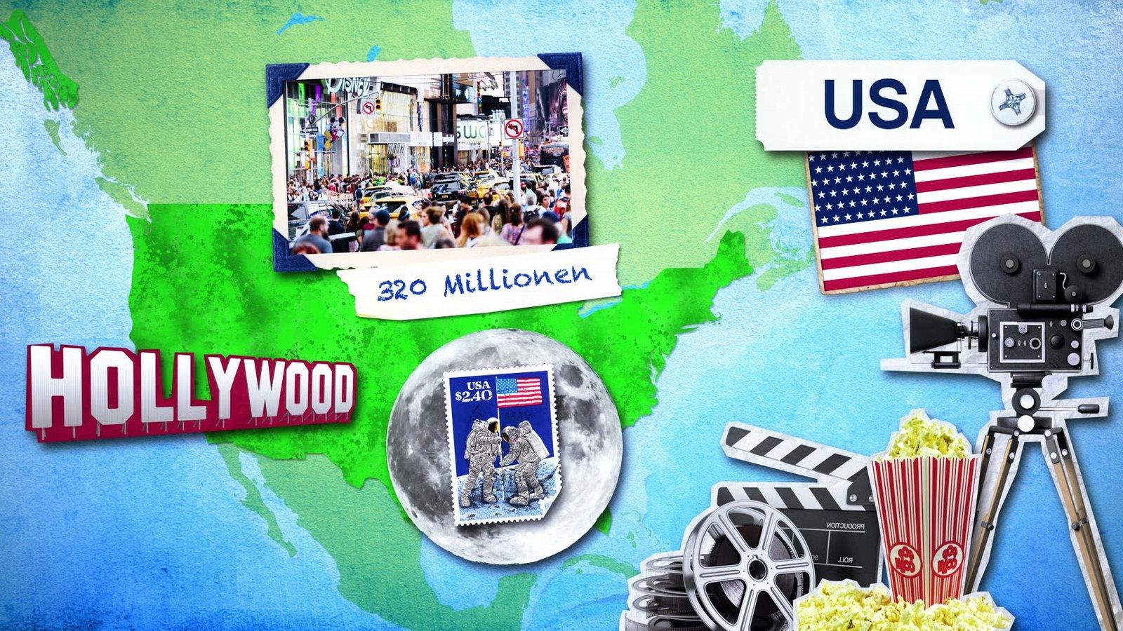 Landerinfo Usa Landerinfos Weltreise Deutschland Tv Kinder