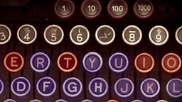 buchstabentastatur nicht alphabetisch - bibliothek - wissen macht ah - tv - kinder